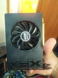 V/T placa de vídeo Xfx R7 240, usado comprar usado  Nilópolis