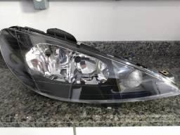 Farol máscara negra Peugeot 206 comprar usado  São José