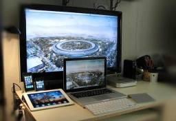 Adaptador Hdmi Macbook Cabo Thunderbolt X Hdmi Padrão Apple na TV Full Hd, usado comprar usado  Brasilia