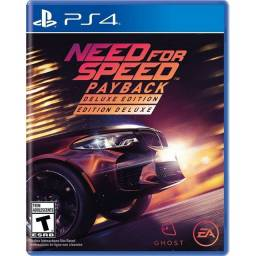 Need for Speed Payback Deluxe Edition PS4 Mídia Digital ( Primária )