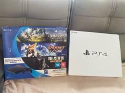 Caixa vazia PS4
