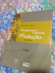 Livro Planejamento e Controle da Produção - Teoria e Prática