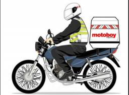 Preciso de um moto boy