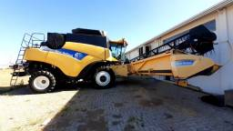 Colheitadeira | New Holland | CR 9060
