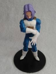 Action Figure Trunks do Futuro com 18cm Dragon Ball