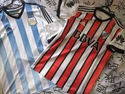 Camisas e Mantas de Futebol