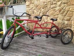 Double Bike Triciclo