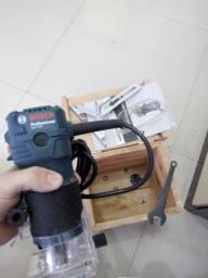 Mini Tupia Bosch semi-nova usado só 3 vezes