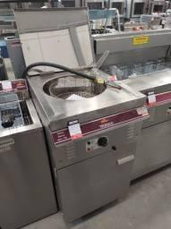 Fritadeira fritador eletrico tedesco fr22