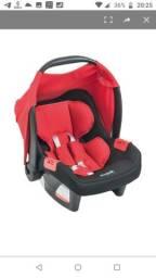 Bebê Conforto Touring Evolution SE, Burigotto, Vermelho, Até<br><br> 13 kg