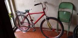 Bicicleta a venda não uso