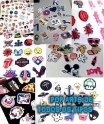 São Luis - Patches Aplicações Emblemas Etiquetas para Roupas