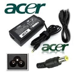 Fonte Carregador Original para Notebook Acer Aspire Gateway Emachines 19V 3.42A - Bivolt