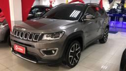 Jeep Compass Limited 4x2 Flex 2.0 - AUT - Cinza