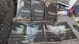 Coleção Diários do vampiro completa