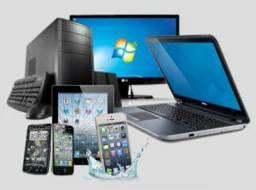 Assistência técnica Notebook, PCs, Cel