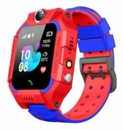 Título do anúncio: Relógio smartwatch infantil com gps