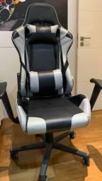 Título do anúncio: Cadeira Gamer Pelegrin 3012 em couro PU reclinável