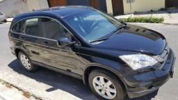 Honda CRV 2010 completa troco por fiat toro flex
