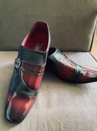 Sapato Masculino Sport Fino