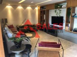 Título do anúncio: Apartamento com 4 suítes para locação, 222 m² por R$ 20.000,00/Mês Localizado na Rua Coron
