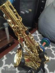 Título do anúncio: Saxofone Engler 501