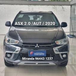 Título do anúncio: ASX 2.0 Aut 2020 Miranda