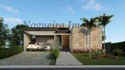 Título do anúncio: Casa em condomínio, oportunidade para ser concluída até dezembro (Nogueira Imóveis )