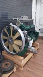 Motor volvo fh d12 420 cv 2007 revisado com nota e baixa