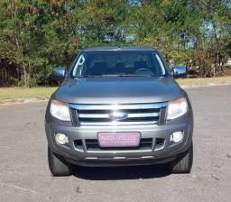 Ford Ranger XLT 3.2 20V 4X4 CD Diesel  aut, bancos em couro