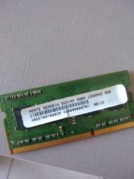 Memória RAM 2gb DDR3