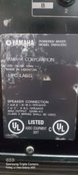 Título do anúncio: Vendo mixer yamaha Emx512sa