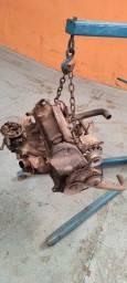 Motor AP completo 1.8 inejtado 1bico e bancos