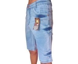 Título do anúncio: Bermudas Jeans Com Lycra Masculina Kit Com 10