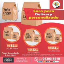 Título do anúncio: Saco para Delivery