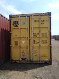 Vendo containers HC40 a pronta entrega