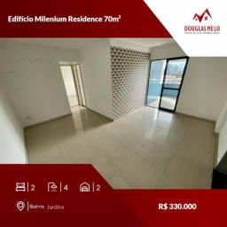 Edifício Milenium Residence 70m²