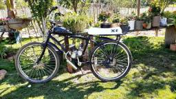 Título do anúncio: Vendo bicicleta motorizada