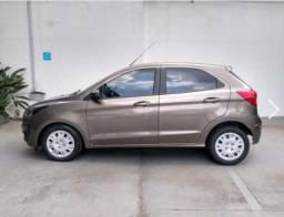 Ford-2020 KÁ 1.0 SE 12V -Flex-(Mecânico)-Único Dono! Garantia Fábrica!!!