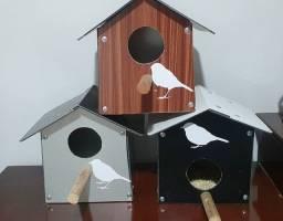 Casinhas pássaros