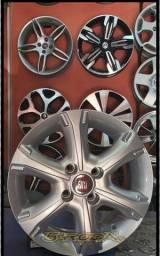 Título do anúncio: Jogo de Roda Aro 14 Fiat Strada