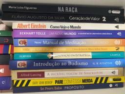 Livros (VEJA FOTOS)