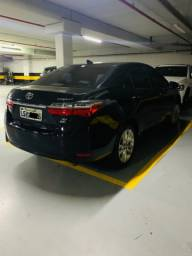 Toyota Corolla xei 2018 blindado mgtech