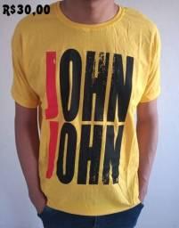 Título do anúncio: Camisas Masculinas PlussSize/Media R$30,00
