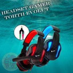 Título do anúncio: Headset Gamer Tohth Evolut
