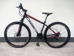 Título do anúncio: Bicicleta Aro 29 FREIO HIDRÁULICO (COM NOTA FISCAL)