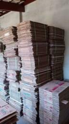 Título do anúncio: Caixas de Papelão Reutilizáveis Vários Tamanhos