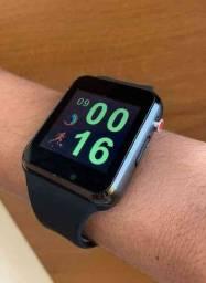 Título do anúncio: Smartwatch relógio inteligente k1 Bluetooth