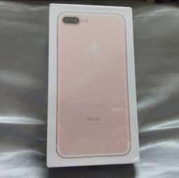 Título do anúncio: iPhone 7 plus 128gb lacrado!! Preço fixo