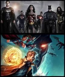Snyder Cut liga da Justiça + Brinde
